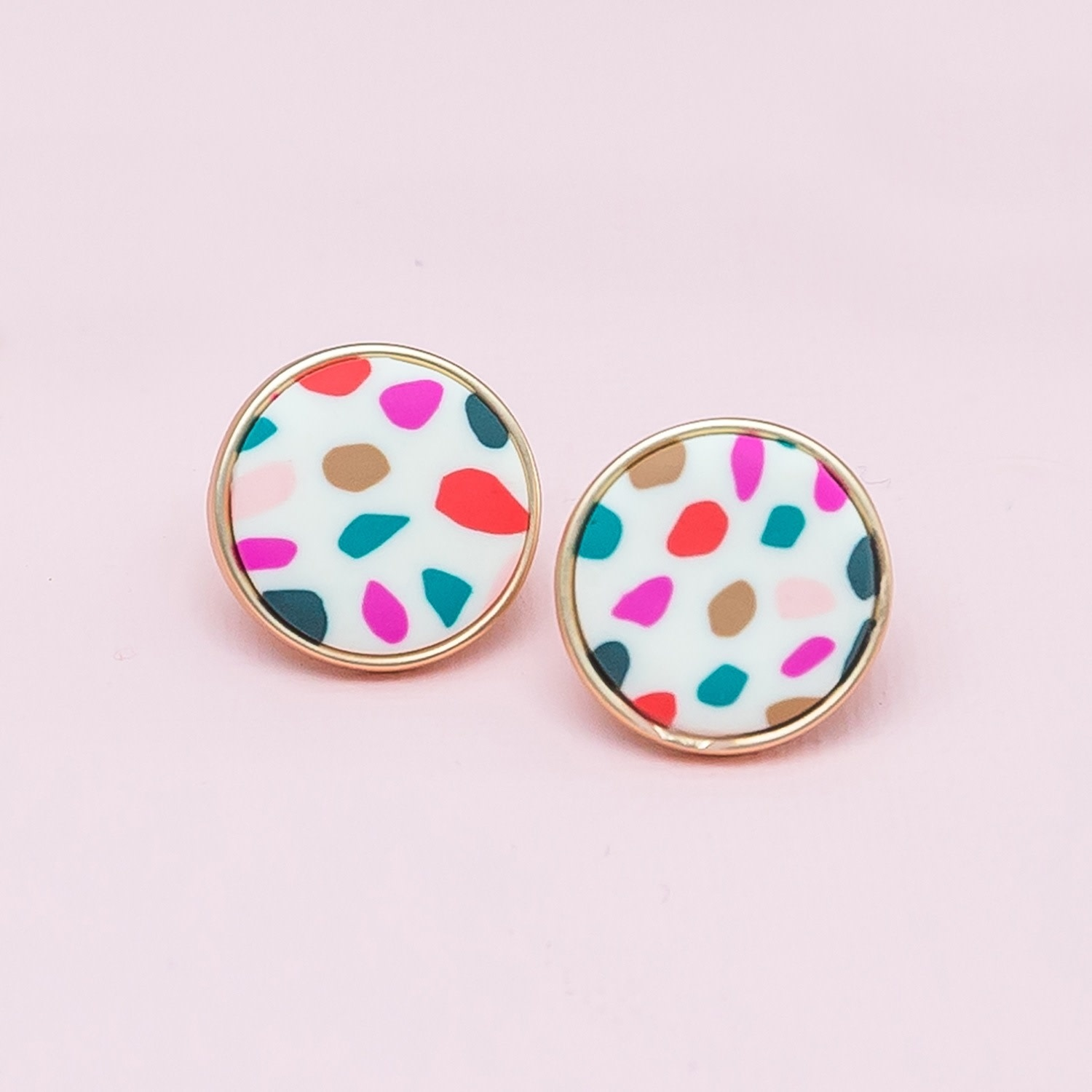 Michelle McDowell Avery Speckled Earring