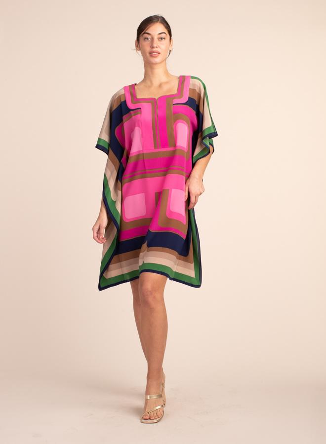 Trina Turk Theodora Dress Multi