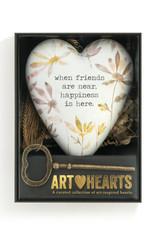 Art Hearts Friends & Happiness