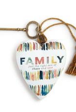 Art Hearts Family Chaos