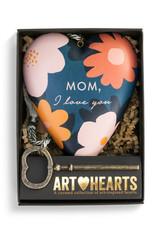 Art Hearts Mom I Love You