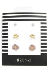 Jewelry Blossom Earring Set