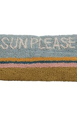 Sun Please Lumbar Pillow