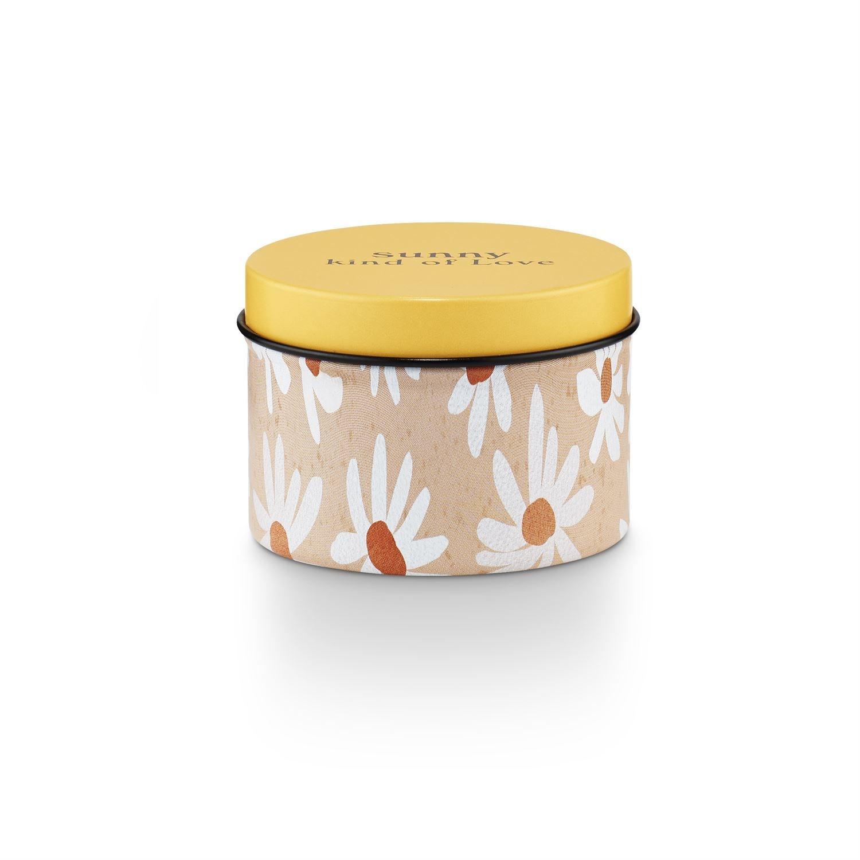 Illume Love Triangle Candle Tin 3-Piece Gift Set