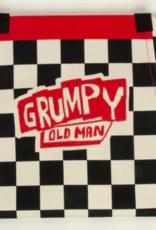 Blue Q Grumpy Old Man Apron