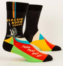 Blue Q Classic Rock Men's Socks