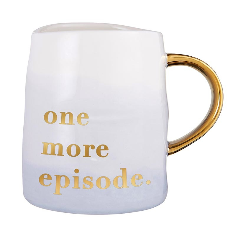 Slant Artisanal Mug & Saucer Set - One More Episode