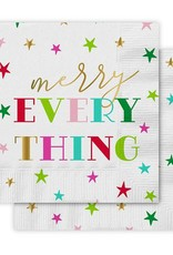 Slant Merry Everything Napkins 20 CT