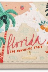 Spartina Florida Embroidered Convertible Crossbody