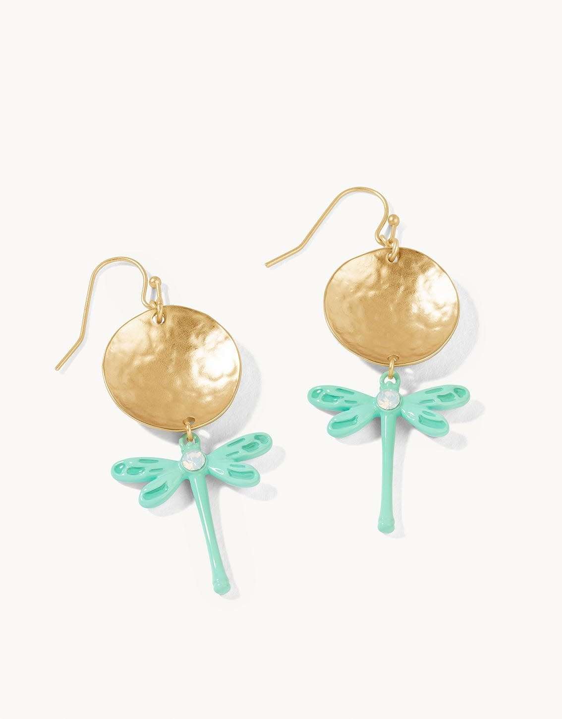 Spartina Dune Dragonfly Earrings