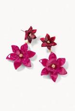 Spartina Resort Flower Earrings