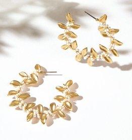 Spartina Sweetspire Hoop Earrings