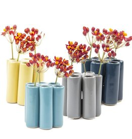 Chive Puzzle Ceramic Flower Vase