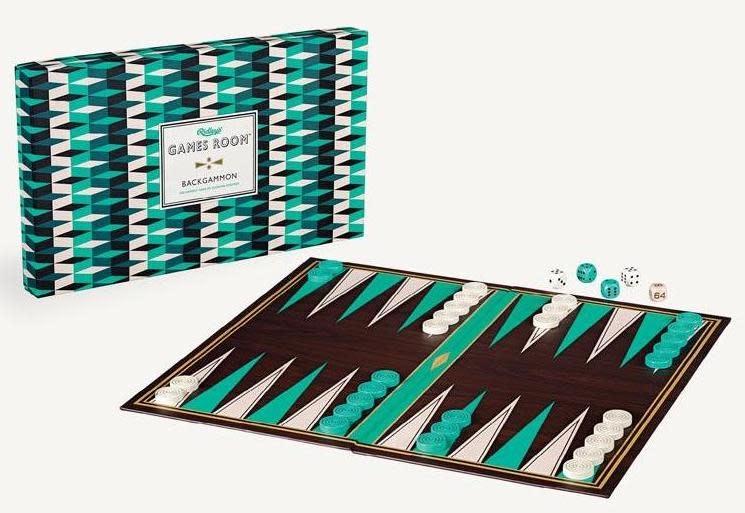 Games Room Backgammon