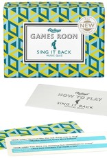 Games Room Sing It Back Music Quiz