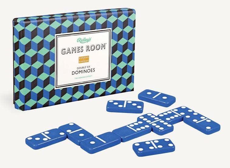 Games Room Double Six Dominoes