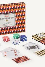Games Room Texas Hold'em Poker Set