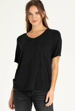Another Love Taylor Tee Black