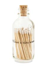 Skeem Poetry Mini Match Bottle