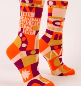 Blue Q This Grandma Women's Socks