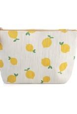 Shiraleah Capri Zip Pouch Lemons