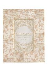"Shiraleah Raj Floral 4"" X 6"" Picture Frame"