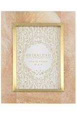 """Shiraleah Raj Marbleized 5"""" X 7"""" Picture Frame"""