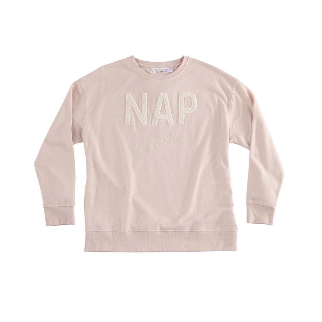 "Shiraleah ""Nap Crew"" Sweatshirt"