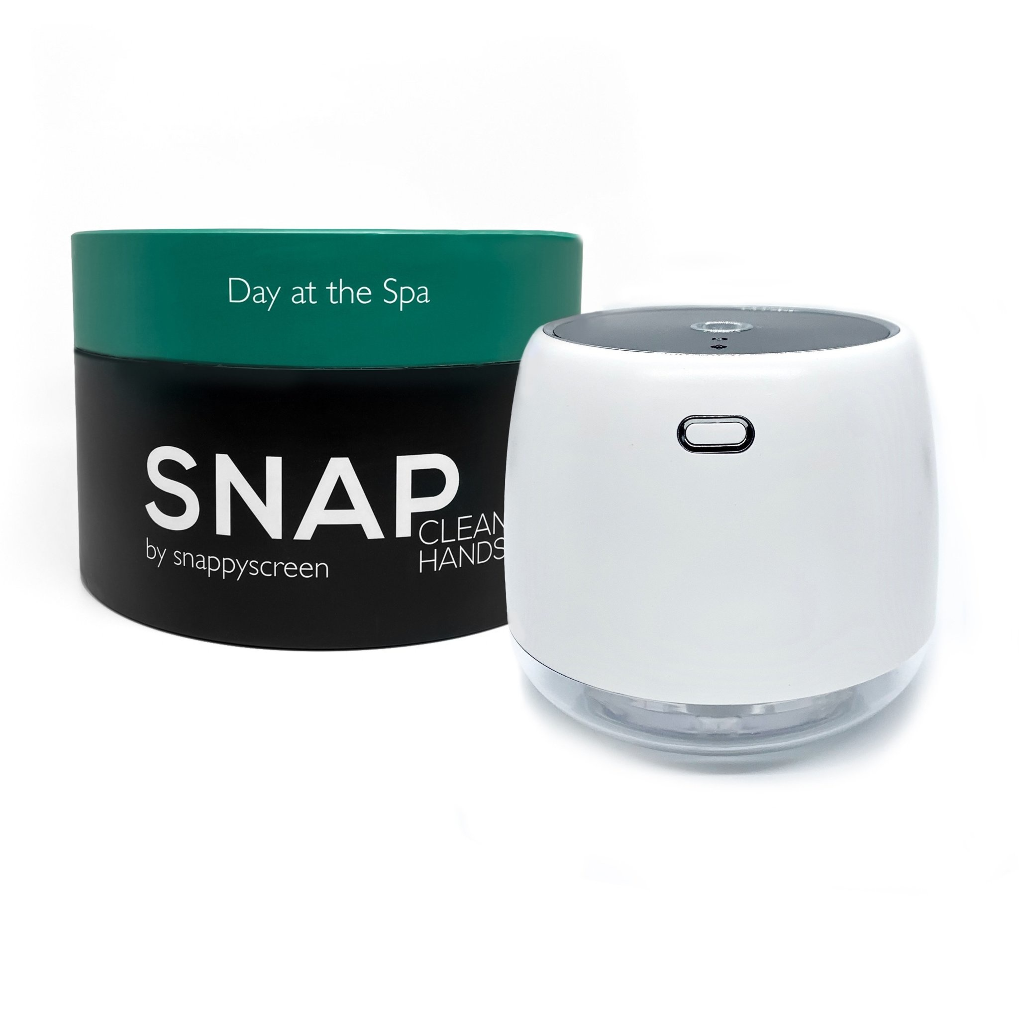 Snappy Screen Touchless Mist Sanitizer Day at the Spa