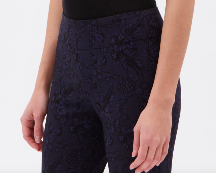 Up Ankle Pant Midnight