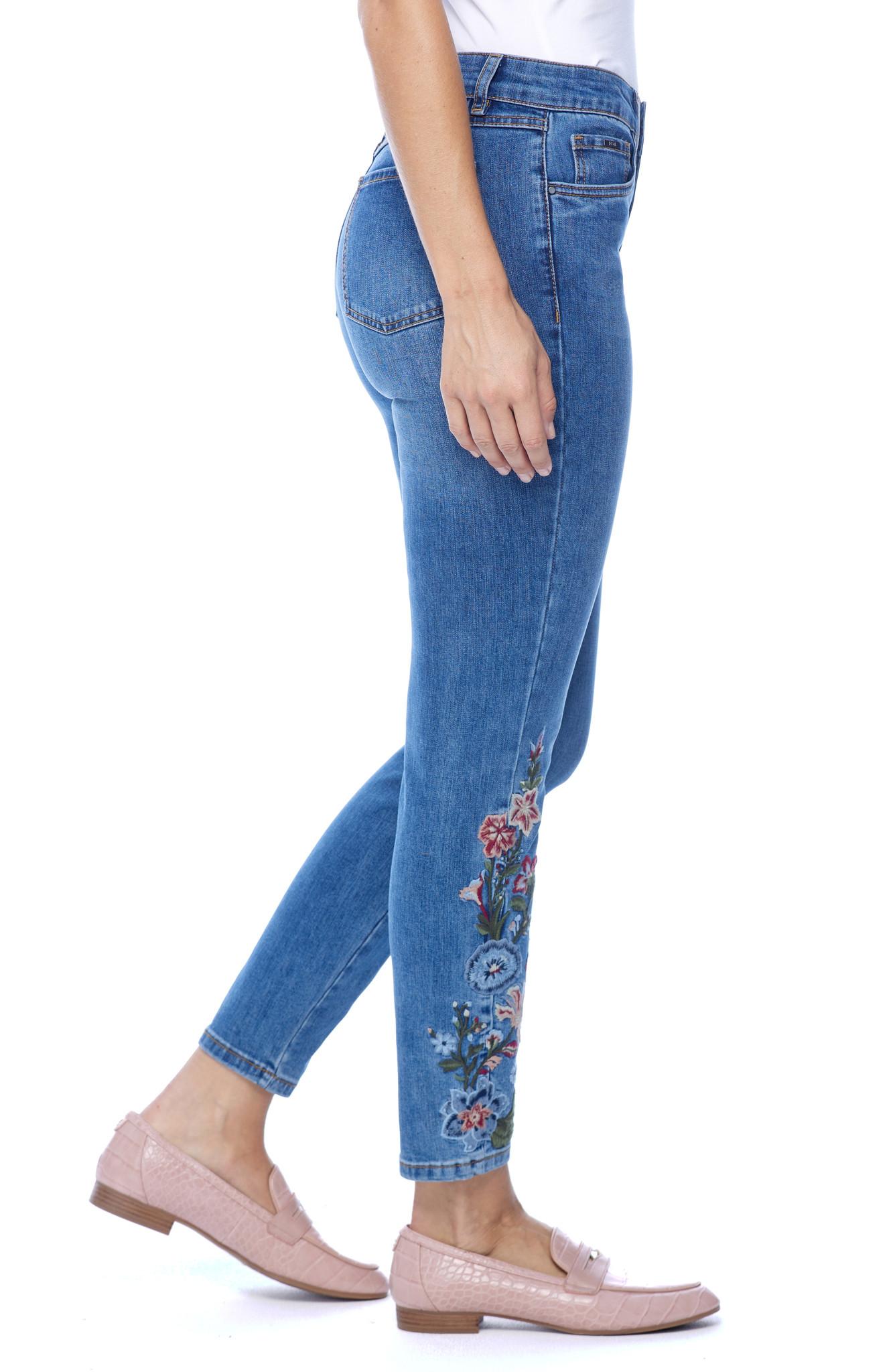 French Dressing Olivia Slim Ankle Jean