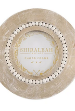 "Shiraleah California 4"" Round Frame"