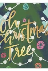 Slant Oh Christmas Tree
