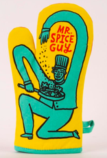 Blue Q Mr Spice Guy Oven Mitt