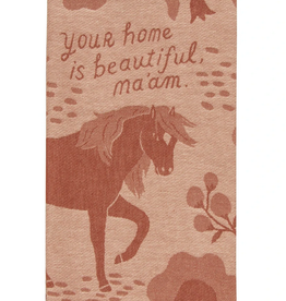 Blue Q Your Home's Beautiful Dish Towel