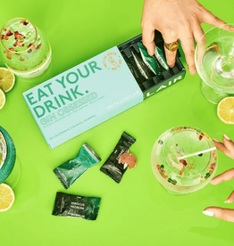 Smith & Sinclair Gin Obsessed Alcohol Cocktail Gummies