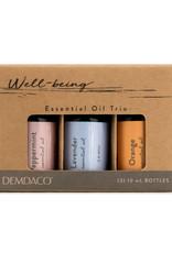 Demdaco Well-being Essential Oil Trio