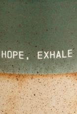 Demdaco Succulent Oil Diffuser - Inhale Hope