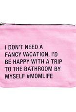 About Face Vacation Cosmetic Pouch
