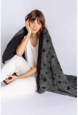 PJ Salvage Cozy Star Blanket