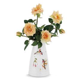 Demdaco Dean Crouser Hummingbirds Vase