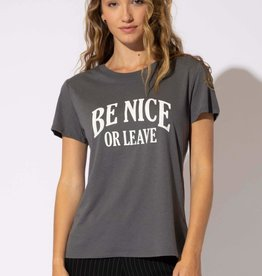 Sub Urban Riot Be Nice or Leave Tee