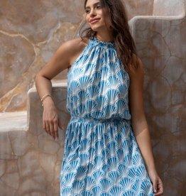 Skemo Skemo Alexa Dress Blue