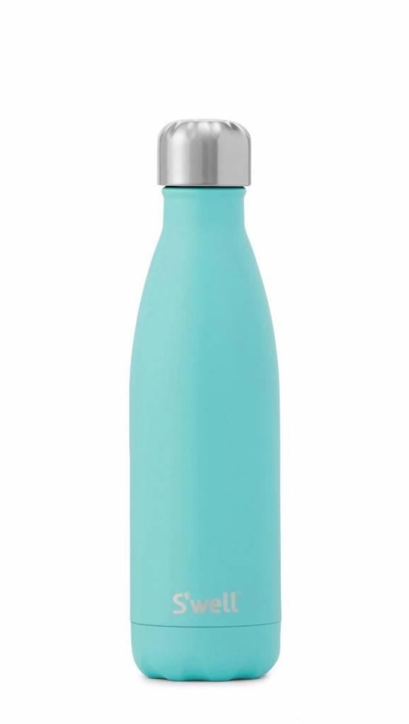 S'well Bottle Turq Blue 17oz