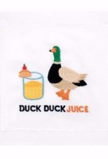August Morgan Duck Duck Juice Cocktail Napkins Set of 4