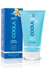 Coola Sport Body SPF 50 Organic Sunscreen Lotion