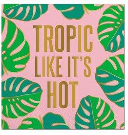 Slant Tropic Like It's Hot Napkins 20 CT
