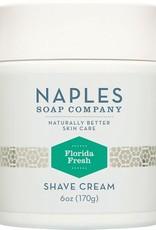Naples Soap Co. Florida Fresh Shave Cream