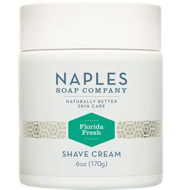 Naples Soap Co. Florida Fresh Shave Cream