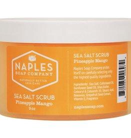 Naples Soap Company Pineapple Mango Sea Salt Scrub